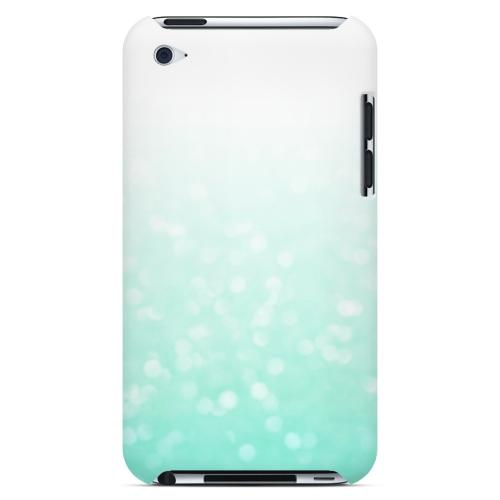 Crystal Menthe - Geeks Designer Line Ombre Series Hard Case for Apple iPod Touch 4
