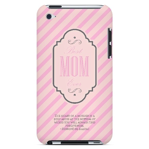 Mom Deep Abyss - Geeks Designer Line Mom Series Hard Case for Apple iPod Touch 4