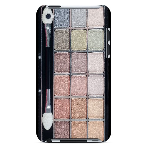 Make Up - Geeks Designer Line Humor Series Hard Case for Apple iPod Touch 4