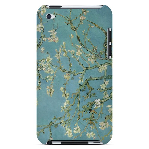 Almond Blossom by Vincent van Gogh - Geeks Designer Line Artist Series Hard Case for Apple iPod Touch 4