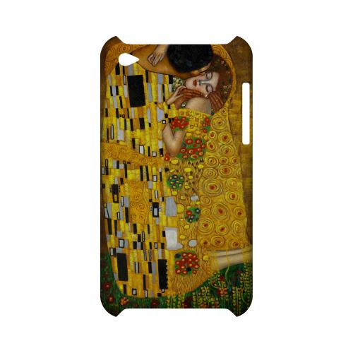 Gustav Klimt The Kiss Geeks Designer Line Artist Series Slim Hard Case for Apple iPod Touch 4