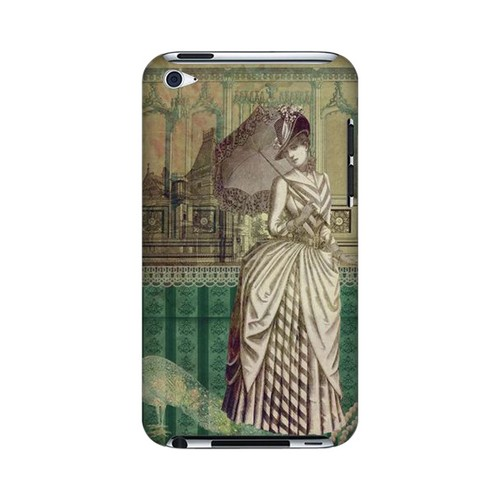Southern Belle Americana Nostalgia Series GDL Ultra Slim Hard Case for iPod Touch 4 Geeks Designer Line