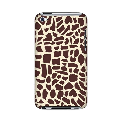 Giraffe Animal Series GDL Ultra Slim Hard Case for Apple iPod Touch 4 Geeks Designer Line