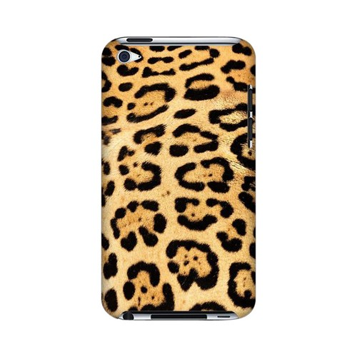 Jaguar Print Animal Series GDL Ultra Slim Hard Case for Apple iPod Touch 4 Geeks Designer Line