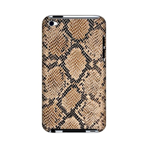 Rattlesnake Skin Animal Series GDL Ultra Slim Hard Case for Apple iPod Touch 4 Geeks Designer Line
