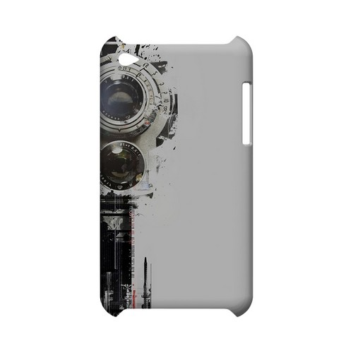 The Tower - Geeks Designer Line (GDL) Retro Series Hard Back Cover for Apple iPod Touch 4