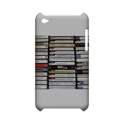 VHS - Geeks Designer Line (GDL) Retro Series Hard Back Cover for Apple iPod Touch 4