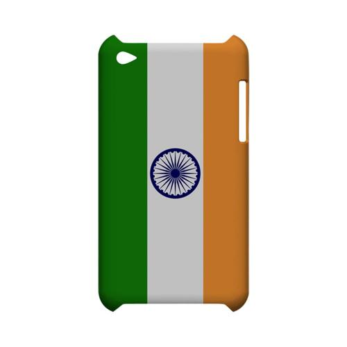 India Geeks Designer Line Flag Series Slim Hard Case for Apple iPod Touch 4