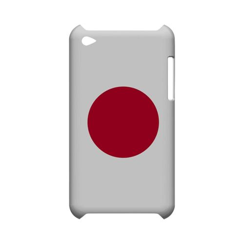 Japan Geeks Designer Line Flag Series Slim Hard Case for Apple iPod Touch 4