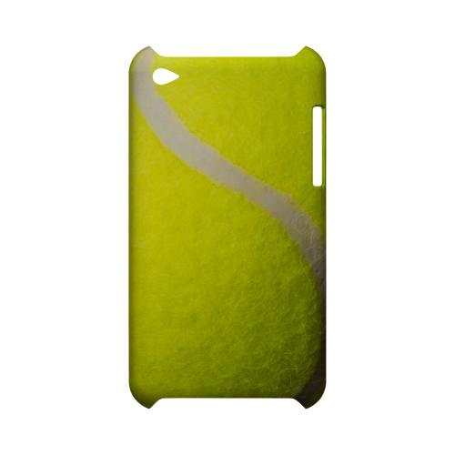Tennis Ball Geeks Designer Line Sports Series Slim Hard Case for Apple iPod Touch 4