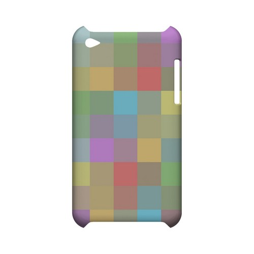 Pixelated Geeks Designer Line Polka Dot Series Slim Hard Case for Apple iPod Touch 4