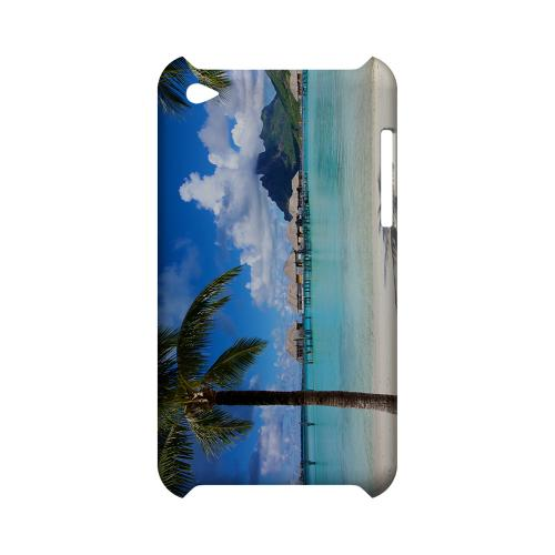 Bora Bora Geeks Designer Line Beach Series Slim Hard Case for Apple iPod Touch 4