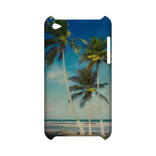 Coconut Geeks Designer Line Beach Series Slim Hard Case for Apple iPod Touch 4