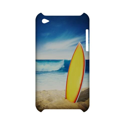 Surfland Geeks Designer Line Beach Series Slim Hard Case for Apple iPod Touch 4