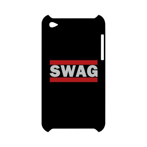 Swag DMC - Geeks Designer Line Swag Series Hard Case for Apple iPod Touch 4