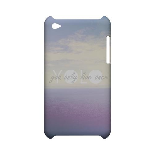 Filled YOLO - Geeks Designer Line YOLO Series Hard Case for Apple iPod Touch 4