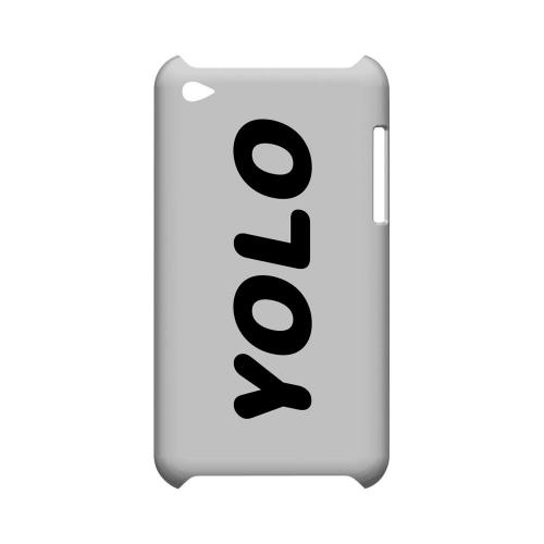 Rounded YOLO - Geeks Designer Line YOLO Series Hard Case for Apple iPod Touch 4