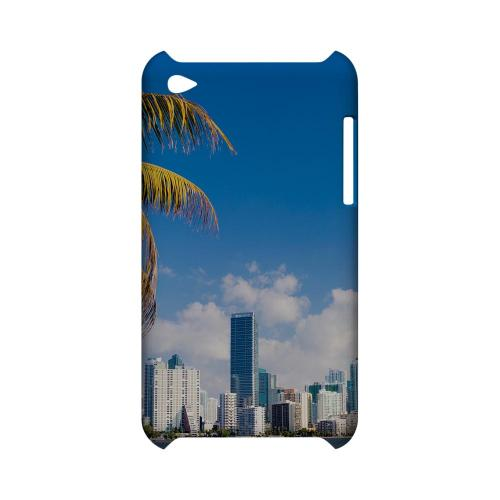 Miami - Geeks Designer Line City Series Hard Case for Apple iPod Touch 4