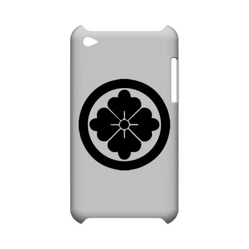 Hanabishi Kamon - Geeks Designer Line Tattoo Series Hard Case for Apple iPod Touch 4