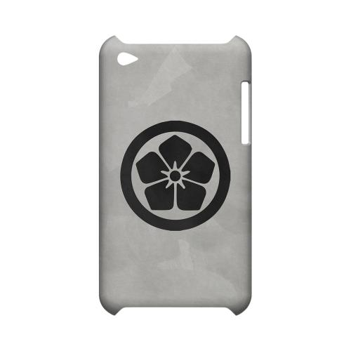 Kikyo Kamon on Paper v.1 - Geeks Designer Line Tattoo Series Hard Case for Apple iPod Touch 4