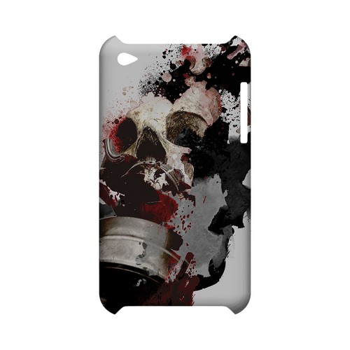 The Addict - Geeks Designer Line (GDL) Apocalyptic Series Hard Back Cover for Apple iPod Touch 4