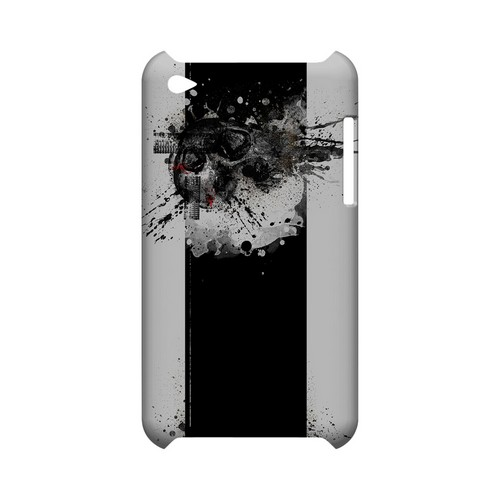 The Plague - Geeks Designer Line (GDL) Apocalyptic Series Hard Back Cover for Apple iPod Touch 4
