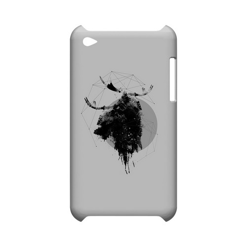 The Shaman - Geeks Designer Line (GDL) Apocalyptic Series Hard Back Cover for Apple iPod Touch 4