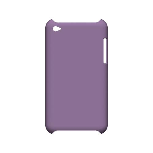 S13 Pantone African Violet - Geeks Designer Line Pantone Color Series Hard Case for Apple iPod Touch 4