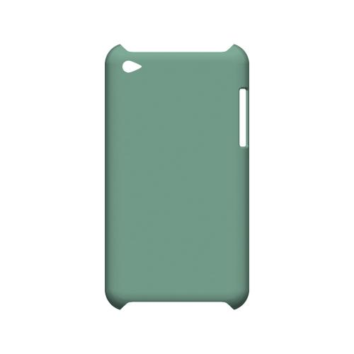 S13 Pantone Grayed Jade - Geeks Designer Line Pantone Color Series Hard Case for Apple iPod Touch 4