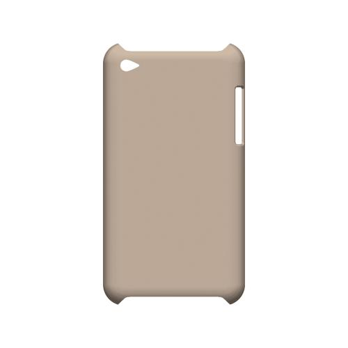 S13 Pantone Linen - Geeks Designer Line Pantone Color Series Hard Case for Apple iPod Touch 4