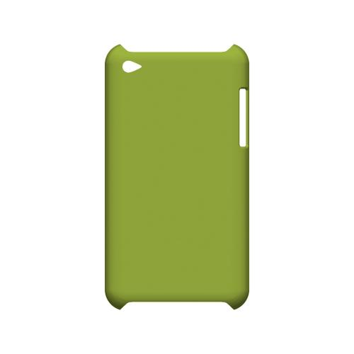 S13 Pantone Tender Shoots - Geeks Designer Line Pantone Color Series Hard Case for Apple iPod Touch 4