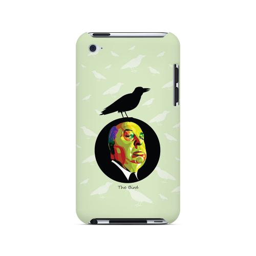 Hitchcock Birds - Geeks Designer Line Revolutionary Series Hard Case for Apple iPod Touch 4