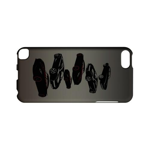 Sports Cars You Can't Afford - Geeks Designer Line Auto Series Hard Case for Apple iPod Touch 5