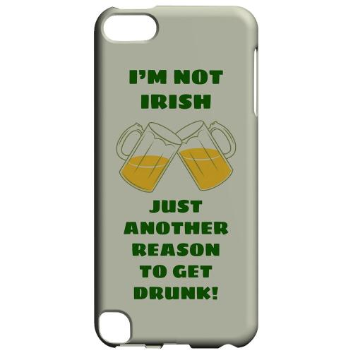 Another Reason - Geeks Designer Line Holiday Series Hard Case for Apple iPod Touch 5