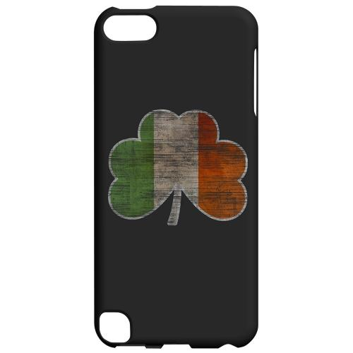 Irish Clover Flag - Geeks Designer Line Holiday Series Hard Case for Apple iPod Touch 5