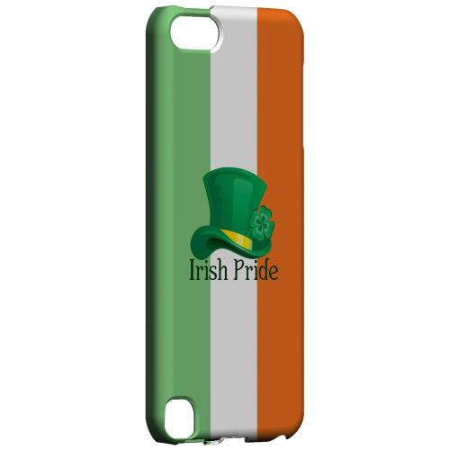 Irish Pride - Geeks Designer Line Holiday Series Hard Case for Apple iPod Touch 5