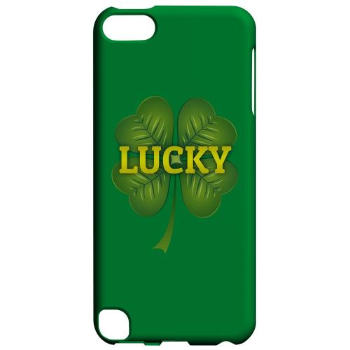 Lucky - Geeks Designer Line Holiday Series Hard Case for Apple iPod Touch 5