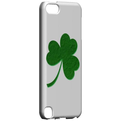Simple Clover - Geeks Designer Line Holiday Series Hard Case for Apple iPod Touch 5