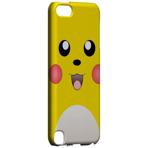 Bunnichu - Geeks Designer Line Toon Series Hard Case for Apple iPod Touch 5