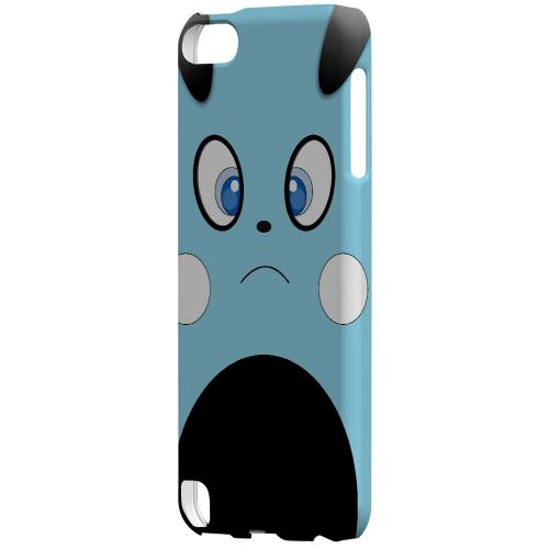 Puppichu - Geeks Designer Line Toon Series Hard Case for Apple iPod Touch 5