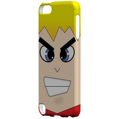 Shoken - Geeks Designer Line Toon Series Hard Case for Apple iPod Touch 5