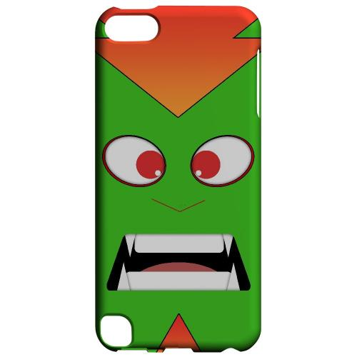 Electric Beast - Geeks Designer Line Toon Series Hard Case for Apple iPod Touch 5