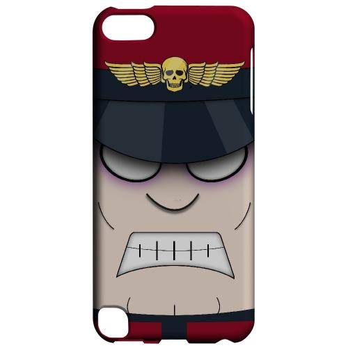 M. Trison - Geeks Designer Line Toon Series Hard Case for Apple iPod Touch 5