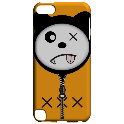 XXX - Geeks Designer Line Hoodie Kitty Series Hard Case for Apple iPod Touch 5
