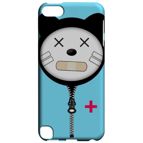 Calamikitty - Geeks Designer Line Hoodie Kitty Series Hard Case for Apple iPod Touch 5