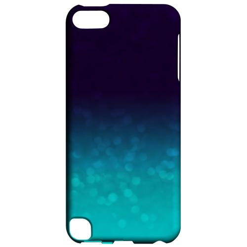 Sparkling Sea - Geeks Designer Line Ombre Series Hard Case for Apple iPod Touch 5