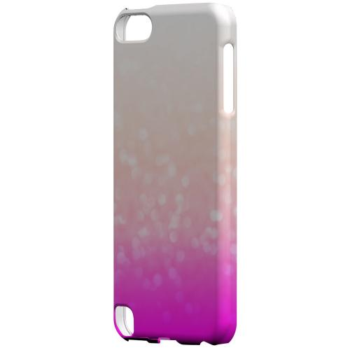 Deep Blush - Geeks Designer Line Ombre Series Hard Case for Apple iPod Touch 5