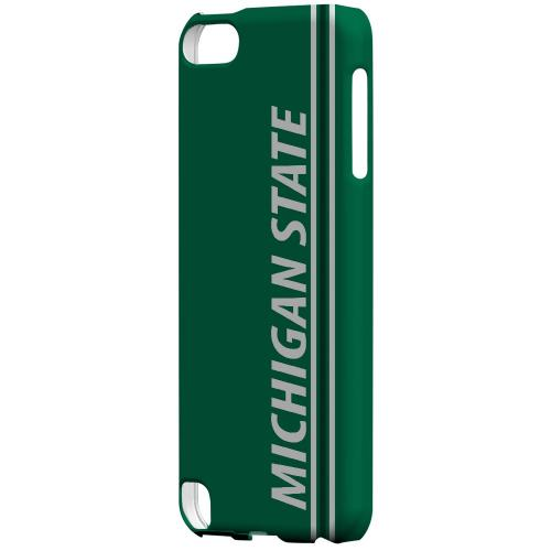 Michigan State - Geeks Designer Line March Madness Series Hard Case for Apple iPod Touch 5