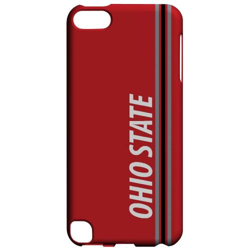 Ohio State - Geeks Designer Line March Madness Series Hard Case for Apple iPod Touch 5