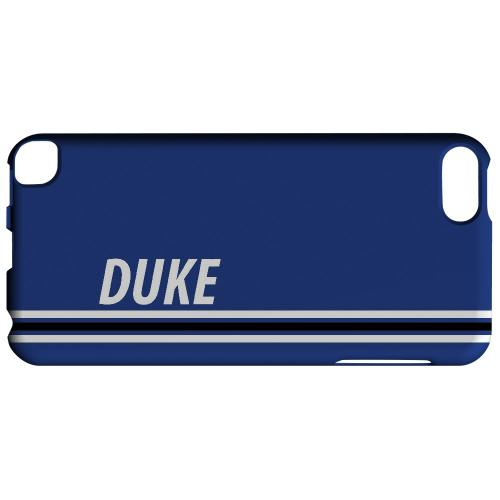 Duke - Geeks Designer Line March Madness Series Hard Case for Apple iPod Touch 5